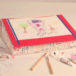 caixa de desenho